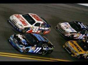 2012 Denny Hamlin NASCAR Sprint Cup Series, Daytona