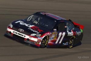 Denny Hamlin heads to Las Vegas